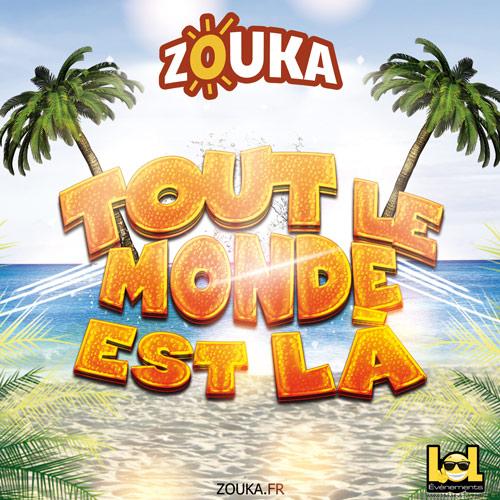 TOUT LE MONDE EST LÀ (2014)