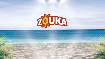 Fond d'écran Logo ZOUKA