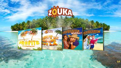Fond d'écran Covers ZOUKA