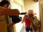 Le tournage du clip Zoukafricanism